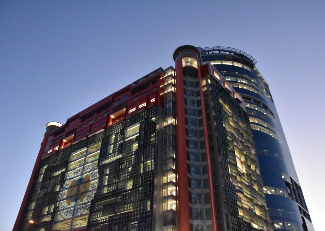 Edifício Sede Banco Moçambique
