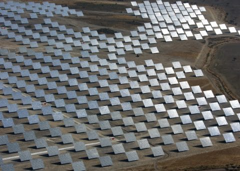 Central Fotovoltaica de Moura