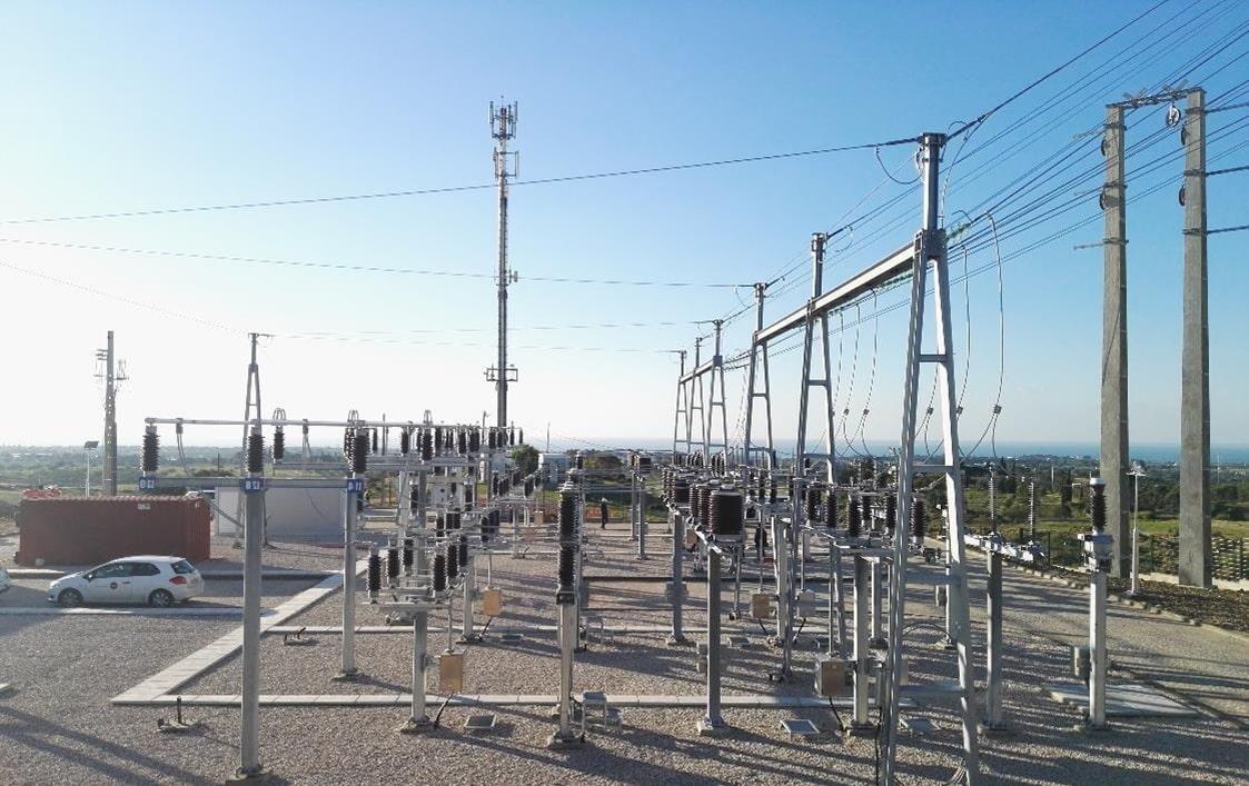 Subestações 60/30/15/10 kV - Empreitada Contínua