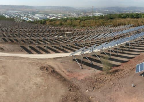 Parque Solar de Loures