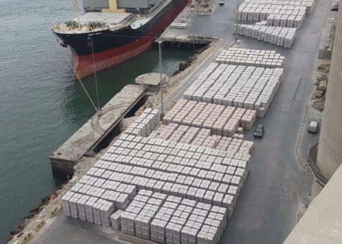Secil - Manutenção Fábrica Outão, embalagem, carregamento e expedição