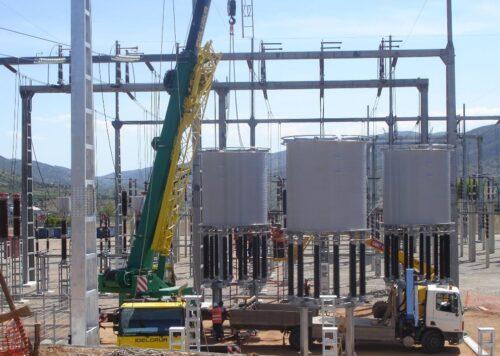 Subestação do Pocinho - 220/60 kV