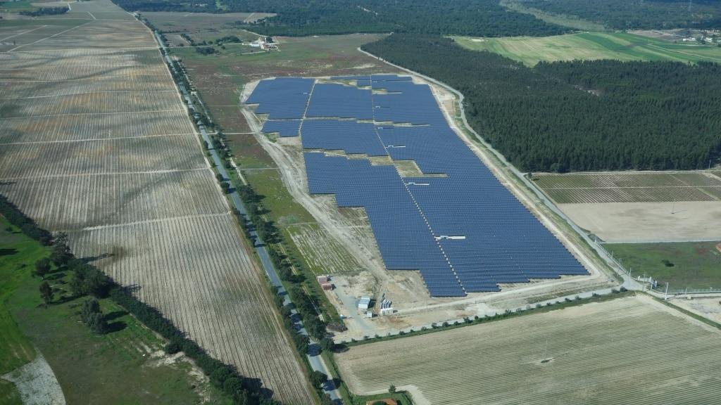 Central Fotovoltaica de Canha