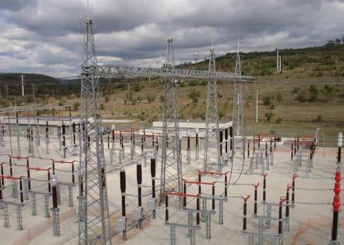 Subestação de Penela - 220/60 kV