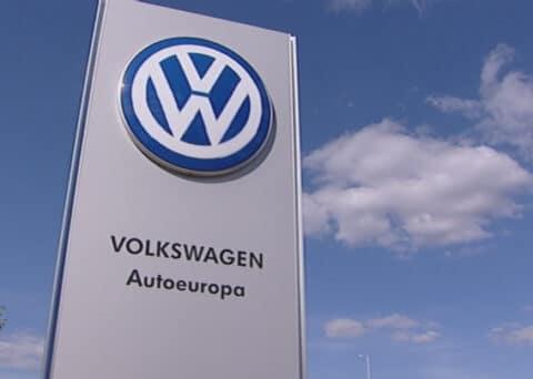 Volkswagen Autoeuropa - Extensão do Edifício 2